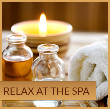 Relax at the Spa